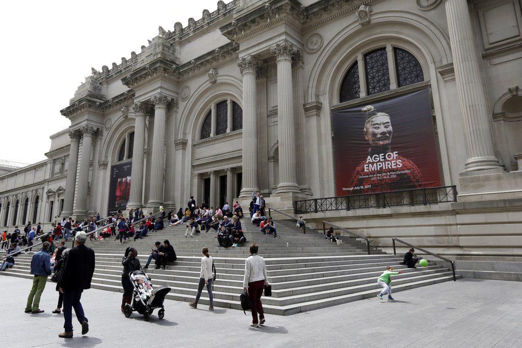 Το Μητροπολιτικό Μουσείο Τέχνης πουλάει έργα για να καλύψει τις απώλειες από την πανδημία
