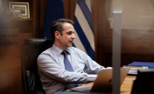 Εμμένει ο Μητσοτάκης: «Ευχή και κατάρα» τα κοινωνικά δίκτυα