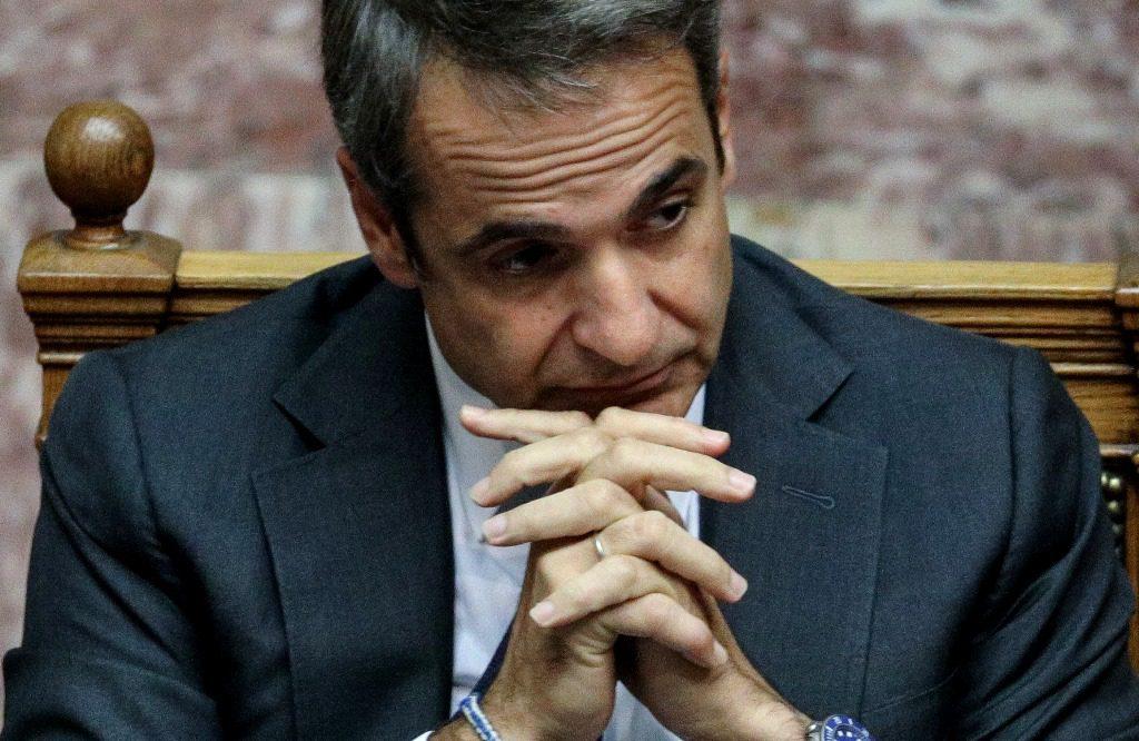 Οι ακροδεξιοί της ΝΔ ρίχνουν το γάντι στον Μητσοτάκη: «Γιατί δεν ξεπαγώνετε τα σκοπιανά μνημόνια;»