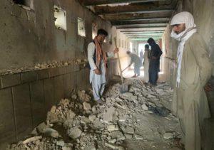 Αφγανιστάν: Τουλάχιστον 41 νεκροί και 70 τραυματίες από την έκρηξη σε σιιτικό τζαμί