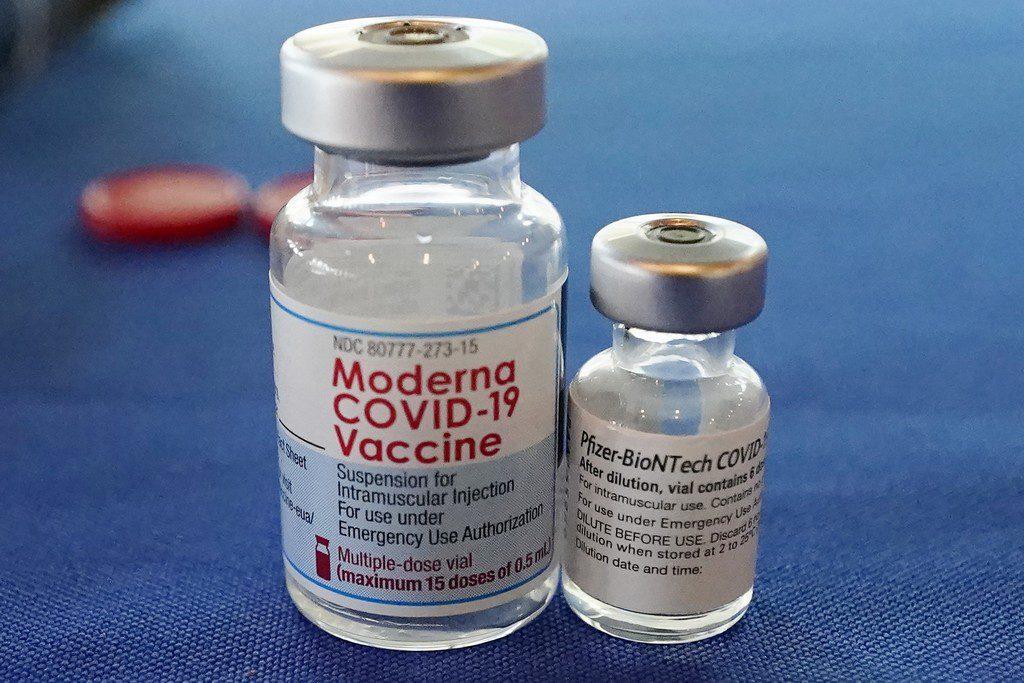 Σουηδία και Δανία σταματούν τη χρήση του εμβολίου της Moderna σε νέους