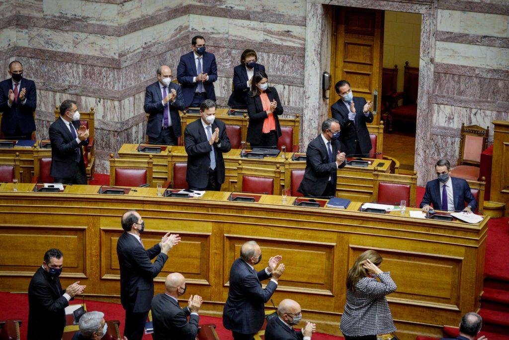 ΣΥΡΙΖΑ προς ΝΔ: Ψηφίστε την πρόταση για εξεταστική – Ο κ. Μητσοτάκης έχει να φοβηθεί κάτι;