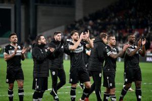 Conference League: Ο ΠΑΟΚ πήρε πολύτιμη νίκη 2-1 στην Κοπεγχάγη