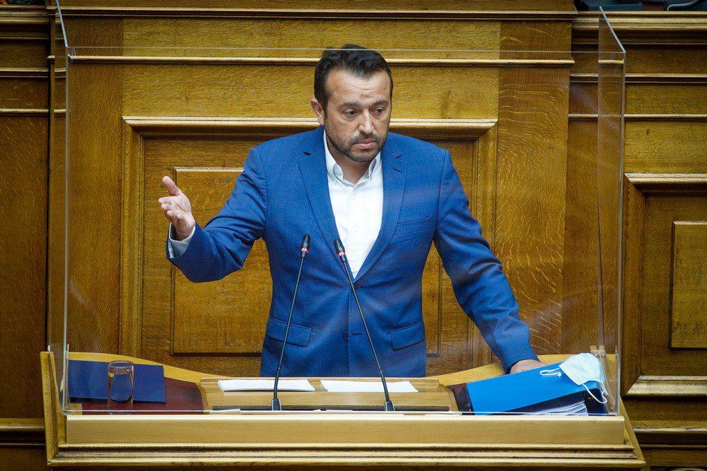 Νίκος Παππάς για Documento: «Οι φορολογικοί έλεγχοι ως μηχανισμός πειθάρχησης»