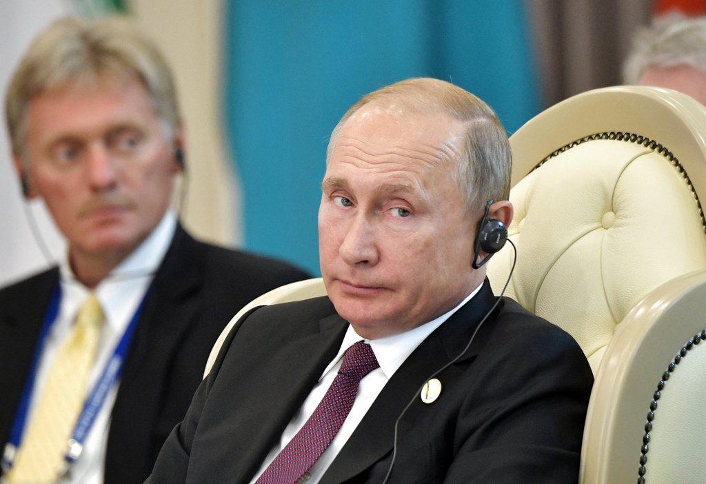 Πούτιν: Για την κρίση του αερίου στην Ευρώπη φταίει η Ευρωπαϊκή Επιτροπή