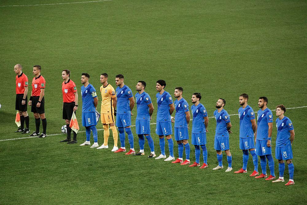 Εθνική: Στόχος η νίκη με τη Σουηδία για να ελπίζει σε πρόκριση στο Μουντιάλ του Κατάρ