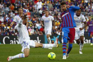 Ποδόσφαιρο: Η Ρεάλ άλωσε τη Βαρκελώνη
