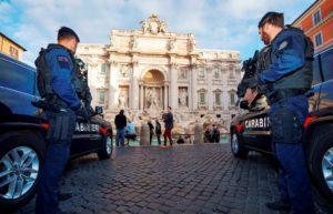 Ο Ρώμη «οχυρώνεται» για τη σύνοδο της G20