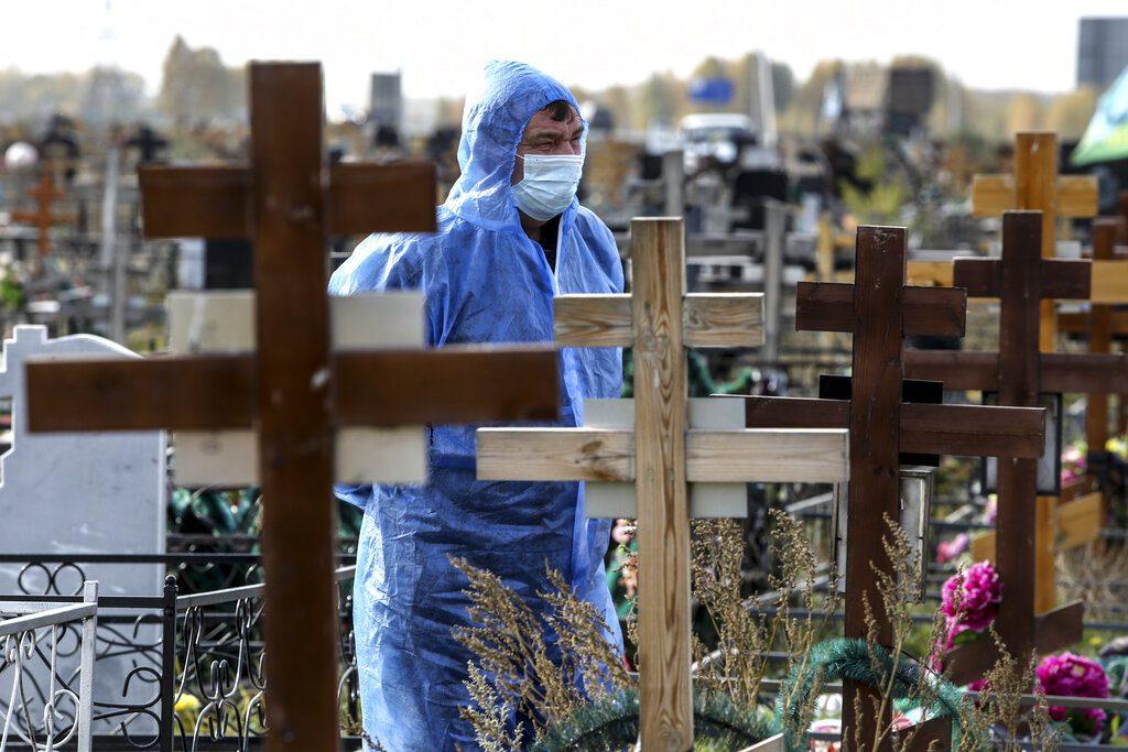 Ρωσία – Κορονοϊός:  Σχεδόν 30 χιλιάδες κρούσματα και 957 θάνατοι μέσα σε ένα 24ωρο
