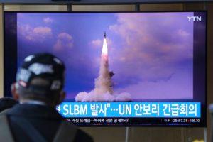 Η Νότια Κορέα εκτόξευσε τον πρώτο της πύραυλο στο διάστημα αλλά κάτι πήγε στραβά