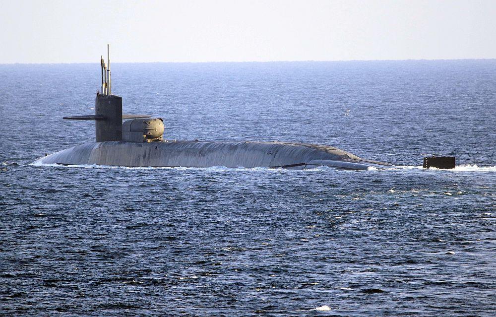 Αμερικανικό πυρηνικό υποβρύχιο συγκρούστηκε με «άγνωστο αντικείμενο» στη Νότια Σινική Θάλασσα