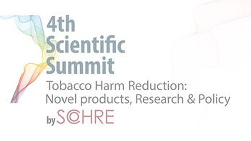 Η μείωση της βλάβης από τον καπνό είναι η άμυνά μας στην πανδημία του καπνίσματος