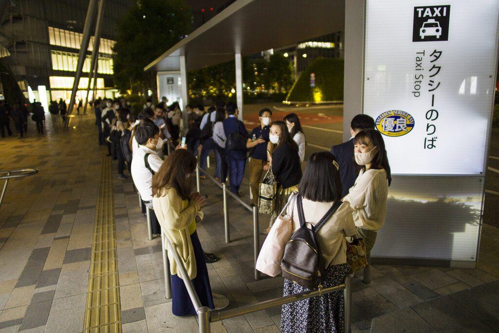 Ιαπωνία: Σεισμός 6,1 βαθμών κοντά στο Τόκιο – Δεν αναφέρονται μεγάλες ζημιές