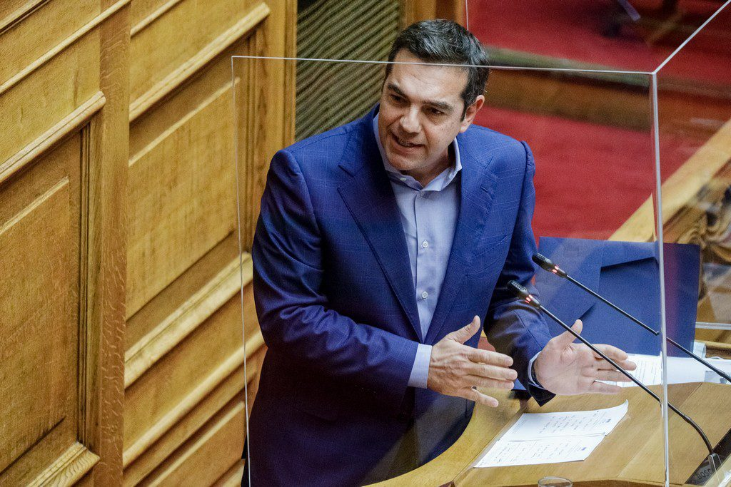 ΣΥΡΙΖΑ: Δυναμική αντιπολίτευση, έντονες ζυμώσεις