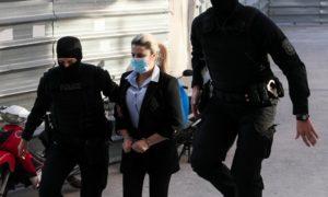 Επίθεση με βιτριόλι: Την ανώτατη ποινή πρότεινε ο εισαγγελέας για την Έφη Κακαράντζουλα