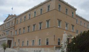 Τασούλαςγια τα ρήγματα στη Βουλή: Δεν λένε ψέματατα«Νέα», αλλά το κτίριο είναι ασφαλές