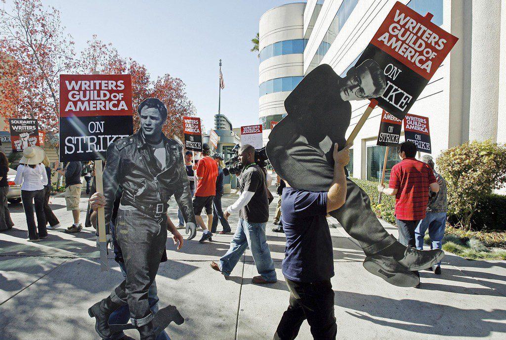 Απεργία εργαζομένων στο Χόλυγουντ κατά Netflix, Disney και Amazon